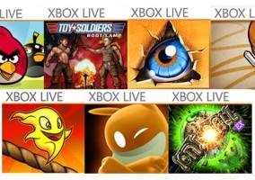 Lista de juegos rebajados temporalemente en Xbox Live para Windows Phone