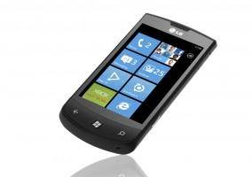 Único teléfono LG con Windows Phone