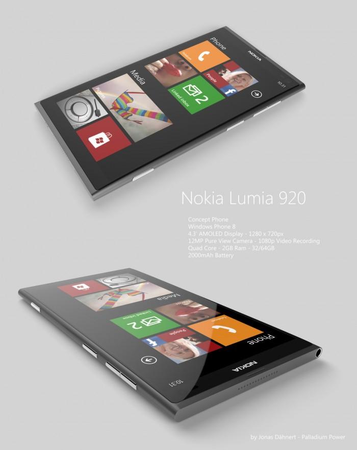 Se va ampliando la familia, rumores de un nuevo terminal Nokia, el Lumia 920