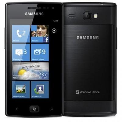 Samsung Omnia W con Windows Phone Mango