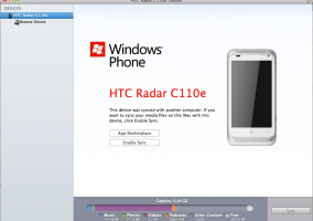 Windows Phone 7 Connector Para MAC