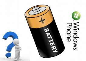 WP7 Bateria