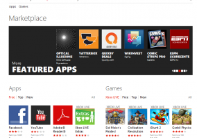Windows Phone Marketplace Web