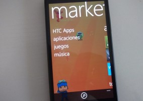 Marketplace de un HTC