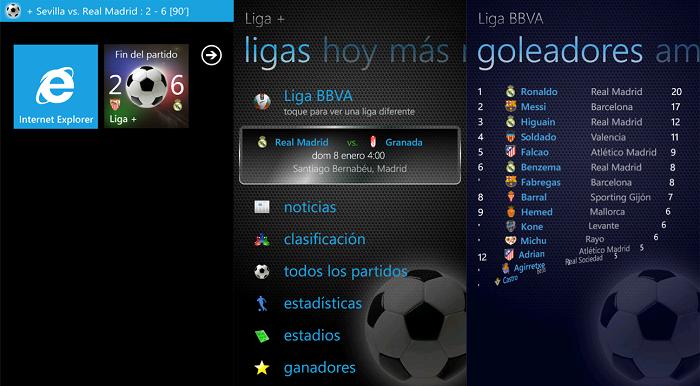 App de la liga