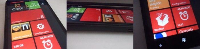 SLCD HTC Titan