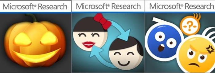 Aplicaciones de Microsoft Research