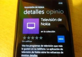 Televisión de Nokia