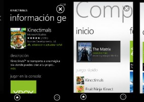 Aplicación Compañero Xbox