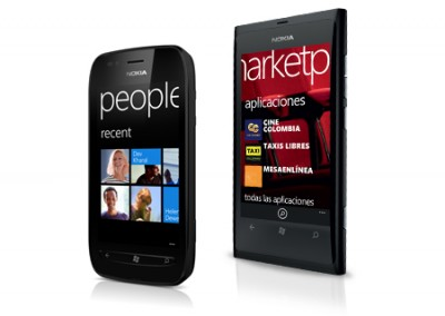 Nokia  y aplicaciones