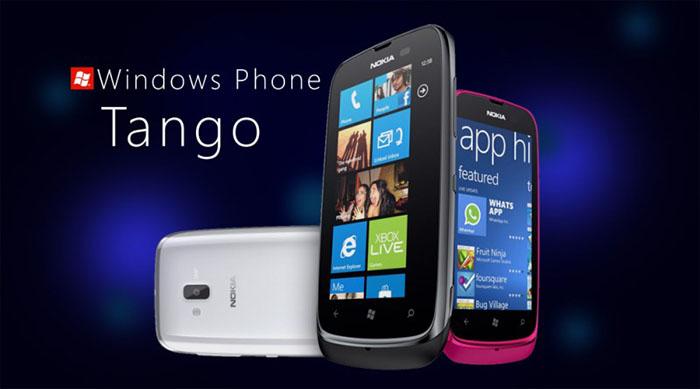 Windows Phone Tango