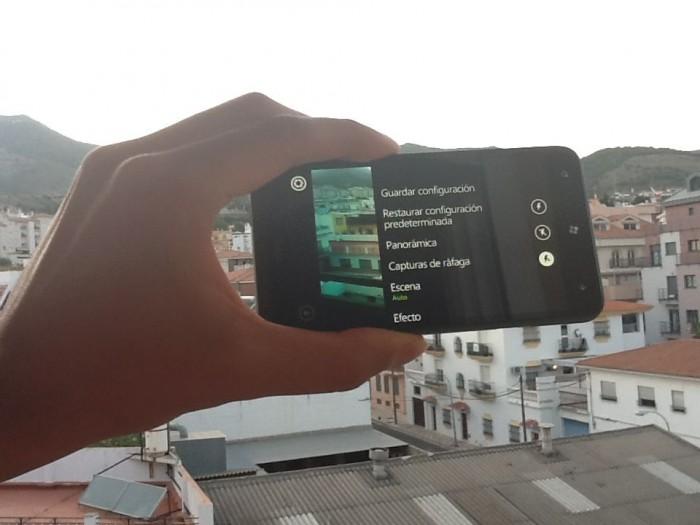 Función extra de HTC en la cámara