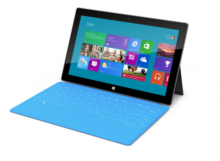 Microsoft Surface para Windows RT