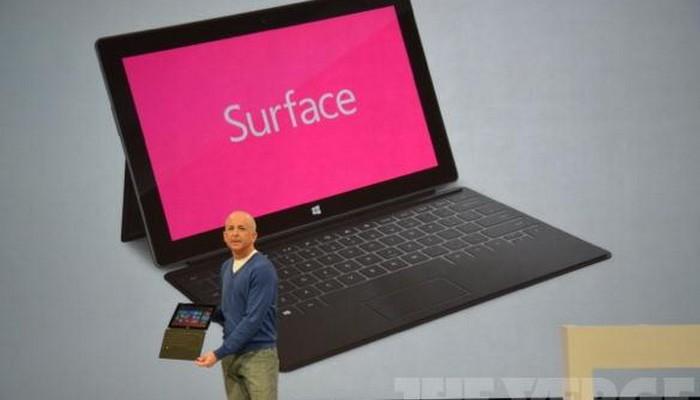 Microsoft Surface para Windows 8 Pro