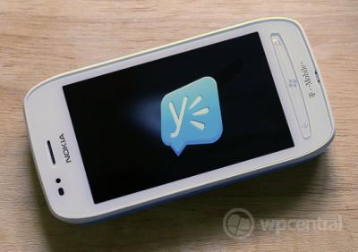 Yammer en Windows Phone