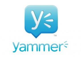 Logo de Yammer