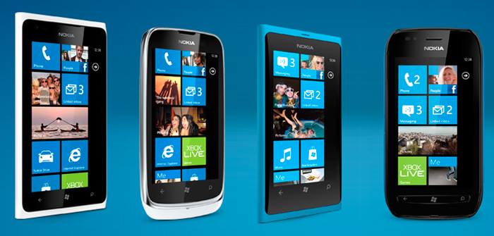 Familia Nokia Lumia