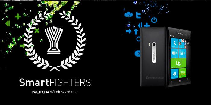 Reto SmartFighters de Nokia y Microsoft