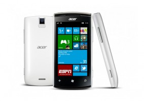 Montaje Acer con Windows Phone 8