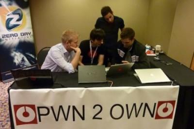 Competicion Pwn2Own WP7