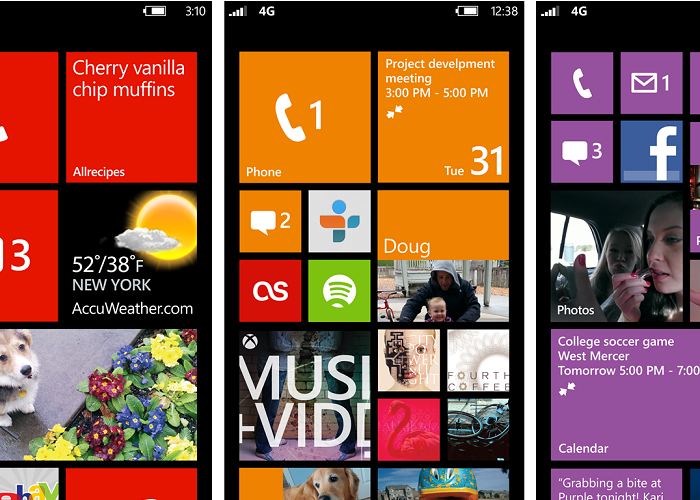 Windows Phone 7.8 y Windows Phone 8
