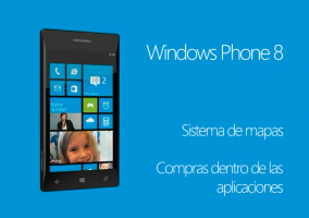Windows Phone 8 Características - Sistema de mapas y compras in-app