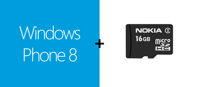 windows phone 8 soporte para microsd