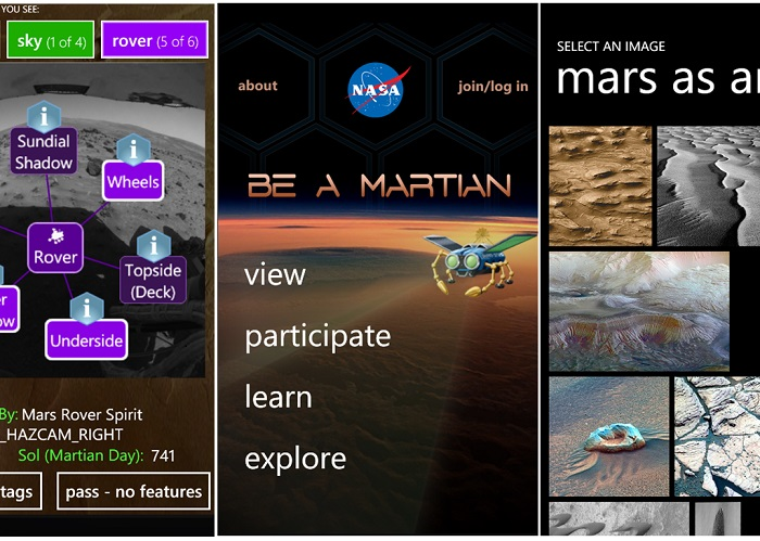 Be A Martian