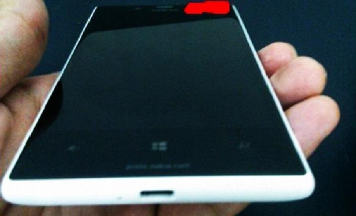 Aparece nuevas imagenes reales del Nokia Lumia 820