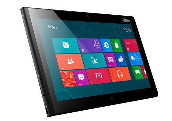 Tablet Thinkpad 2 Windows 8