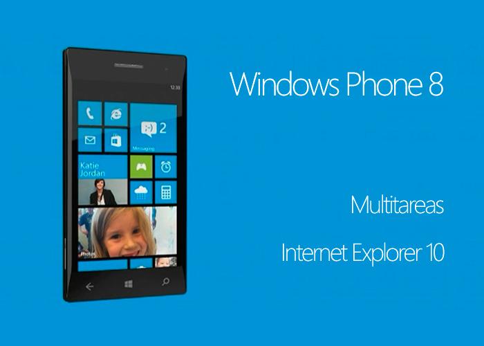 Windows Phone 8 Caracteristicas