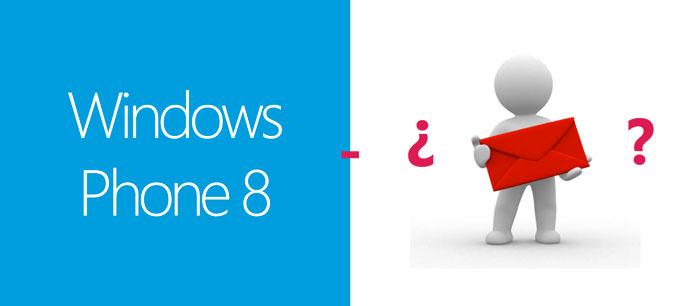 Windows Phone 8 No tendrá centro de notificaciones