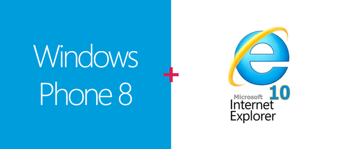 Windows Phone 8 Internet Explorer 10