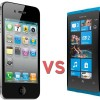 Un día de lo menos esperado, Nokia vs Apple