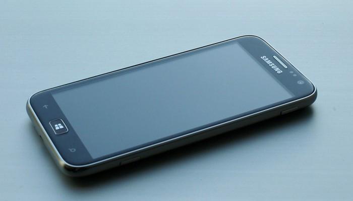 Smartphone de Samsung con WP8