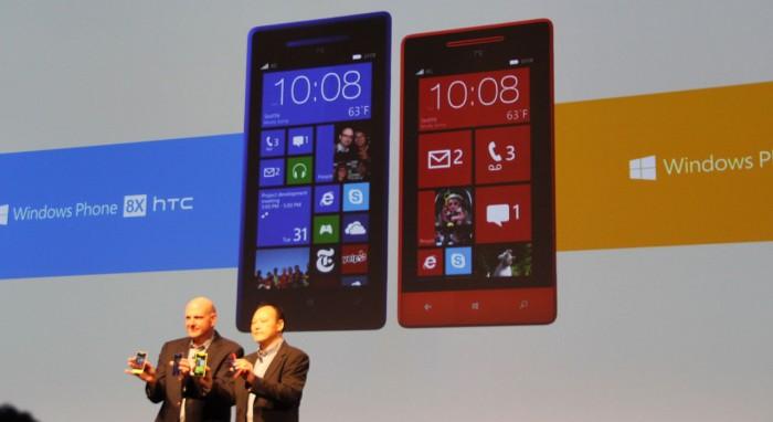 Presentación del HTC 8X y 8S