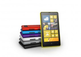 El Nokia Lumia 820