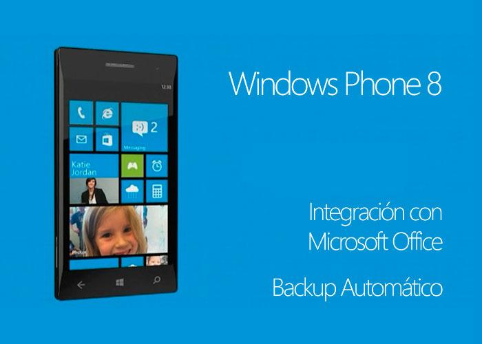 Windows Phone 8 Características