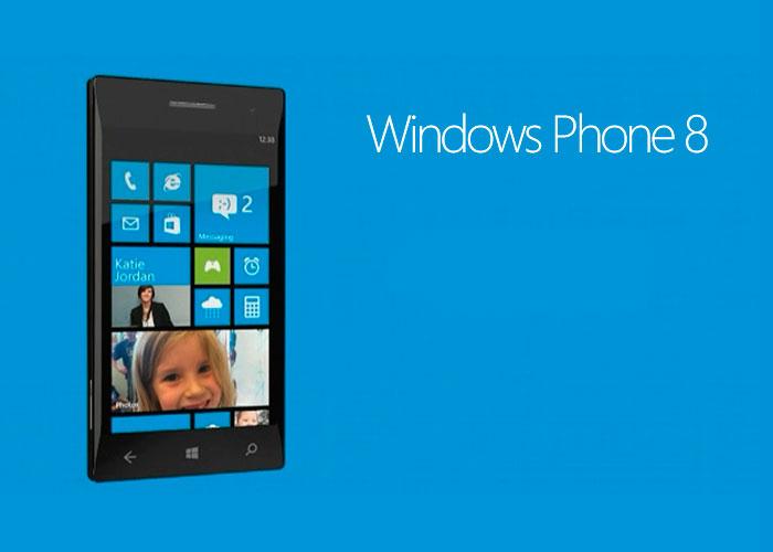 Windows Phone 8 funcionando en el emulador