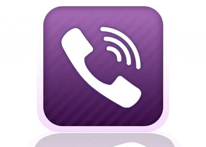 Aplicación Viber