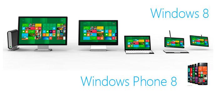 Windows 8 | Todos los dispositivos con un único sistema operativo