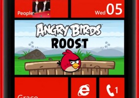 AngryBridsRoost
