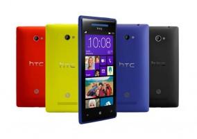 HTC 8X, el terminal de gama media-alta de HTC con Windows Phone 8