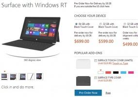 Reservas de Microsoft Surface (Destacada)
