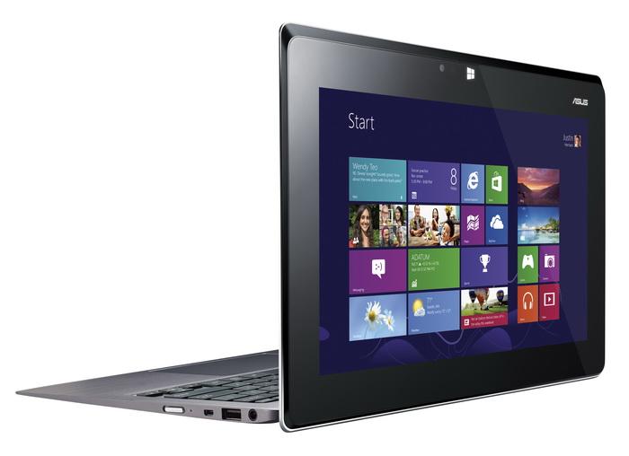 Asus-Windows 8