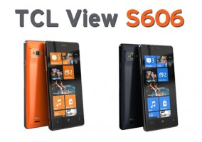 TCL View S606