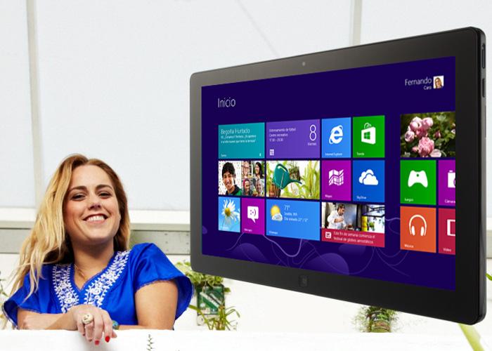 Venta de Windows 8