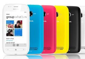 Smartphones de la gama Lumia