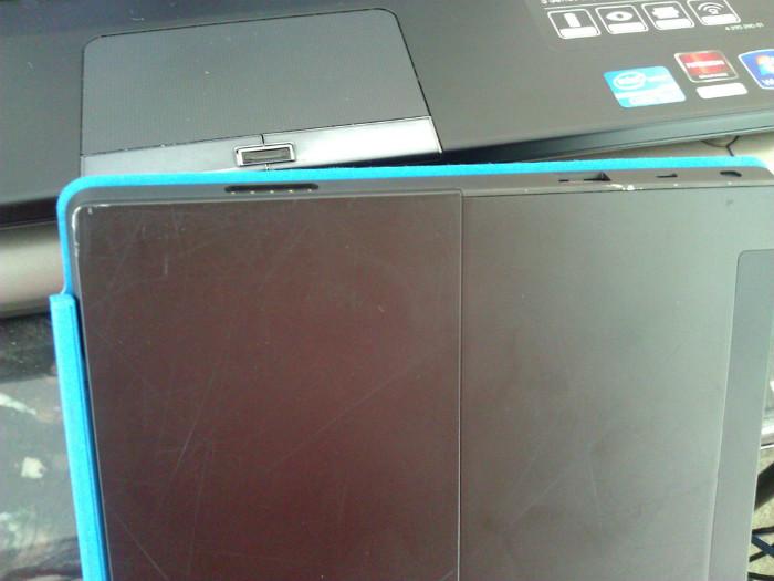 Arañazos en Microsoft Surface