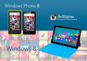 Instagram para Windows 8 y Windows Phone 8